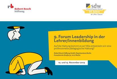 9. Forum Leadership in der Lehrerinnenbildung